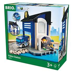BRIO World Polisstation 33813