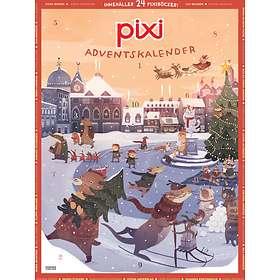 Bonnier Carlsen Pixiadventskalender 2017