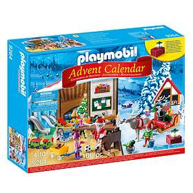 Playmobil Christmas 9264 Tomteverkstad Adventskalender 2017