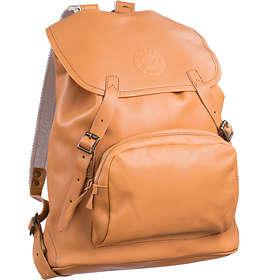 Beckmann Natur Leather Backpack 30L