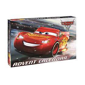 Disney Cars 3 Adventskalender 2017