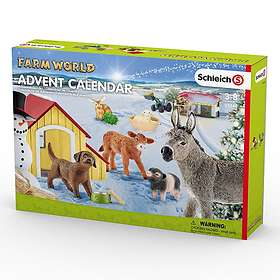 Schleich Farm World Adventskalender 2017