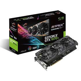 Asus GeForce GTX 1070 Ti Strix Gaming Advanced 2xHDMI 2xDP 8GB