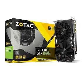 Zotac GeForce GTX 1070 Ti Mini HDMI 3xDP 8GB