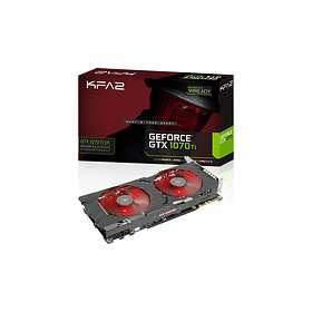 Galax/KFA2 GeForce GTX 1070 Ti EX HDMI 3xDP 8GB