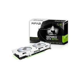 Galax/KFA2 GeForce GTX 1070 Ti EX-SNPR White HDMI 3xDP 8GB