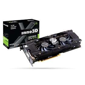 Inno3D GeForce GTX 1070 Ti X2 HDMI 3xDP 8GB
