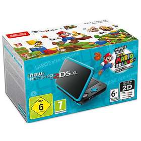 Nintendo New 2DS XL (ml. Super Mario 3D Land)