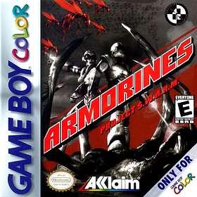 Armorines (GBC)