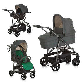 Hauck Rapid 4S Plus (Travel System)