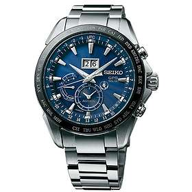 638390ce617 Find the best price on Seiko Astron GPS Solar SSE147J1
