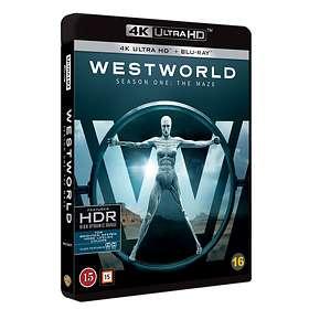 Westworld - Säsong 1 (UHD+BD)