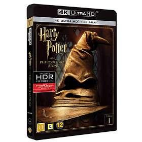 Harry Potter Och De Vises Sten (UHD+BD)
