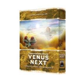 Terraforming Mars: Venus Next (exp.)