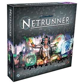 Fantasy Flight Games Android: Netrunner (Revised Edition)