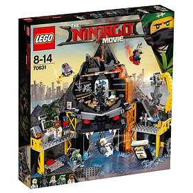 LEGO Ninjago 70631 Garmadons Vulkanleir