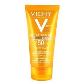 Vichy Ideal Soleil Bronze Tan Optimizing Hydrating Gel-Fluid SPF50 50ml