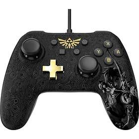 PowerA Wired Controllers - Zelda Breath Of The Wild (Switch)