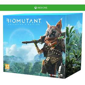 Biomutant - Collector's Edition (Xbox One)