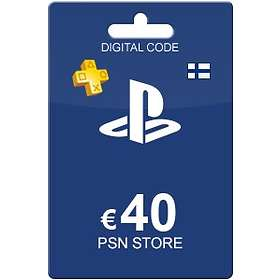 Sony PlayStation Network Card - 40 EUR