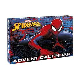 Spiderman Adventskalender 2017