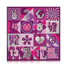 The Body Shop Mini Adventskalender 2017