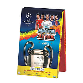 Topps Match Attax UEFA Champions League Adventskalender 2017