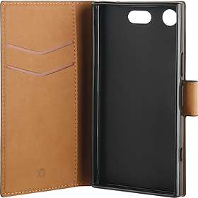 Xqisit Slim Wallet Case for Sony Xperia XZ1 Compact