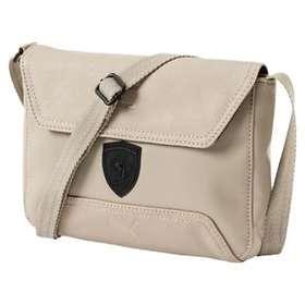 3247bba9f81 Find the best price on Puma Ferrari Lifestyle Small Satchel Bag ...