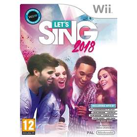 Let's Sing 2018 (Wii)