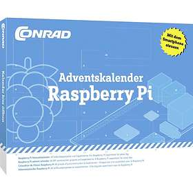 Conrad Components Raspberry Pi Adventskalender 2017