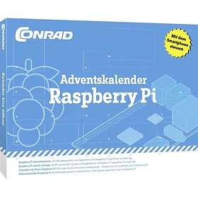 Conrad Components Raspberry Pi Adventskalender 2017