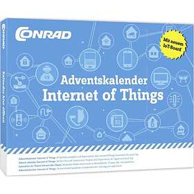 Conrad Components Internet of Things Adventskalender 2017