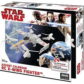 Revell RC Star Wars X-Wing Fighter Adventskalender 2017