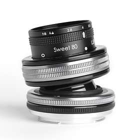 Lensbabies Lensbaby Composer Pro II Sweet 80 Optic for Canon