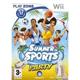 Summer Sports 2: Island Sports Party (Wii)