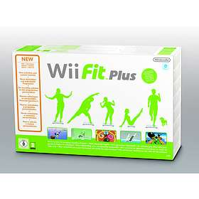 Wii Fit Plus (inkl. Balance Board) (Wii)