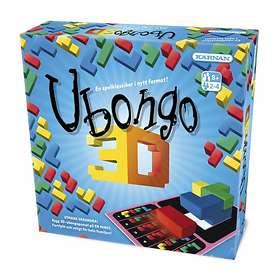 Egmont Kärnan Ubongo 3D