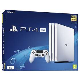 Sony PlayStation 4 Pro 1To - White Edition