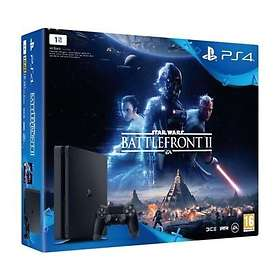 Sony PlayStation 4 Pro 1To (+ Star Wars Battlefront II)