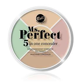 Bell Cosmetics Ms Perfect 5 In One Concealer