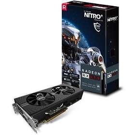 Sapphire Radeon RX 570 Nitro+ (11266-01) 2xHDMI 2xDP 8Go
