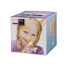 Plus Plus Mini Pastel 600 deler