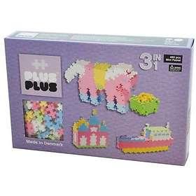 Plus Plus Mini Pastel 3 in 1 480 palaa