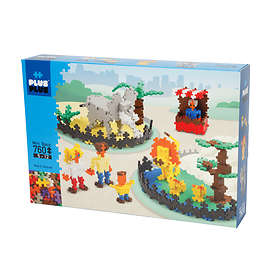 Plus Plus Mini Basic Zoo 760 delar
