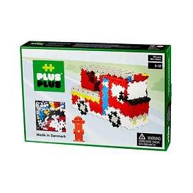 Plus Plus Mini Basic Fire Engine 760 pcs