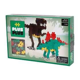 Plus Plus Mini Basic Dinosaurukset 480 palaa