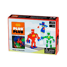 Plus Plus Mini Neon Roboter 170 deler