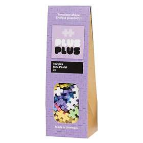 Plus Plus Mini Pastel 100 pcs