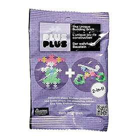 Plus Plus Mini Pastel 2 in 1 35 pcs
